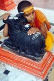 Religious Education in India Royalty Free Stock Photos