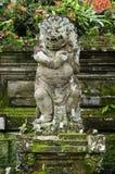 Religious figure in bali indonesia Stock Photo