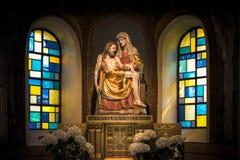 Religious figure Stock Image