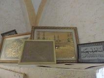 Religious frames royalty free stock photos