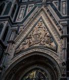 Religious fresco florence Stock Photography