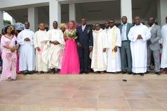 RELIGIOUS MARRIAGE Royalty Free Stock Photos