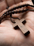 Religious moment Stock Images
