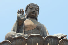 Religious monument in Lantau Royalty Free Stock Photo