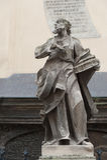 Religious monuments Stock Photo