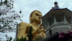 Religious monuments and sights in the Maldives. stock video footage