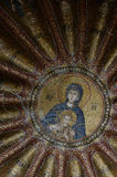 Chora religious mosaic Stock Photo