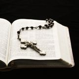 Religious objects. Stock Photography