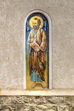 Religious painting Stock Images