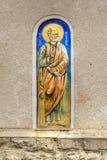 Religious painting Stock Photo