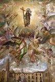 Religious Painting - Novelda - Spain Stock Images