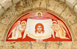 Religious painting Stock Photos