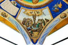 Religious painting V Stock Photos