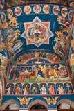 Religious painting VI Stock Photo