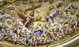 Religious paintings church Stock Photos