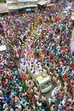 Religious Parade Stock Image