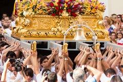 Religious porters Royalty Free Stock Photos