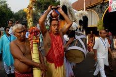 Religious Procession Royalty Free Stock Photos