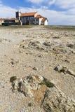 Religious sanctuary of Cape Espichel Stock Image