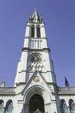 Religious sanctuary Lourdes Stock Photography