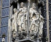 Religious Sculpture during Daytime Royalty Free Stock Photos