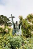 Religious sculpture Royalty Free Stock Photos