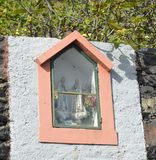 Religious shrine in Funchal, Madeira, Portugal Stock Photography