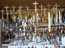 Religious Souvenirs Stock Photo
