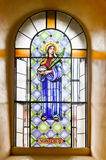 Religious Stained Glass Royalty Free Stock Photos