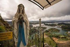 Religious statue Stock Photo