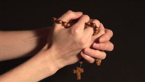 Religious Stock Footage Stock Photography