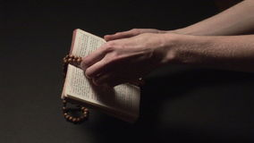Religious Stock Footage Royalty Free Stock Photography