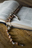 Religious study Royalty Free Stock Photos