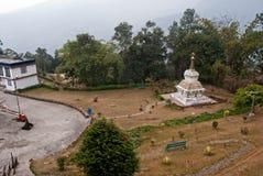 A religious Stupa Royalty Free Stock Image