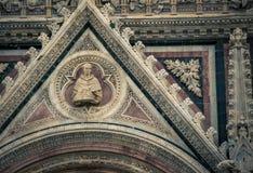Religious symbol church door Royalty Free Stock Image