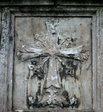 Religious symbol florence Royalty Free Stock Photography