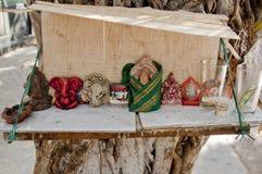 Religious symbols Stock Image