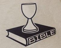 Religious symbols Royalty Free Stock Photography
