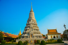 Religious Temple. Royalty Free Stock Image