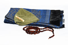 Religious web sites and advertising agencies for prayer candy, misvak, and rosary pictures Stock Images