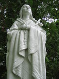 religiouschristian άγαλμα στοκ φωτογραφία με δικαίωμα ελεύθερης χρήσης
