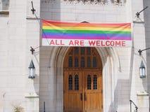 Religiöse Toleranz Stockbild