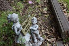 Religous Figure. Close up shot of a religous figurine Royalty Free Stock Photo