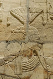 Relikskrin av Taharqa arkivfoto