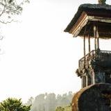 Relikskrin i Pura Besakih Temple Royaltyfria Foton