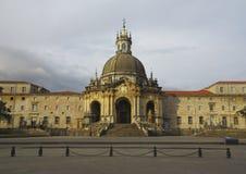 Relikskrin och basilika av Loyola. Royaltyfri Foto