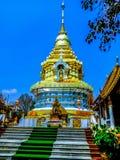 Relikt des Buddhas lizenzfreies stockbild
