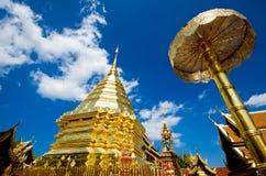 Relikte Lord Buddhas Stockfoto