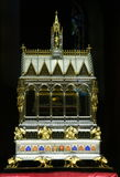 reliquary Royaltyfria Foton