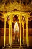 Relique de dent de Bouddha Photographie stock libre de droits